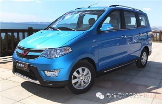 服务有限公司 五菱宏光果然神车 面包车都有自动挡了 车享网高清图片