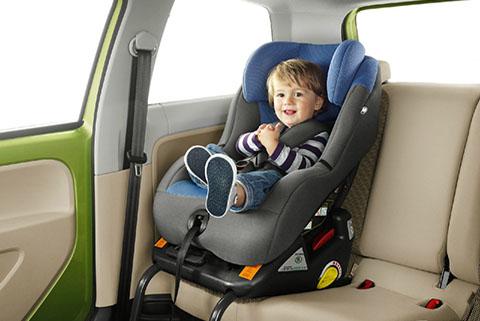 【六一特辑】儿童安全座椅